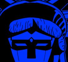 Voltron Liberty (blue) Sticker