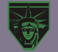 Voltron Liberty (green) Kids Tee