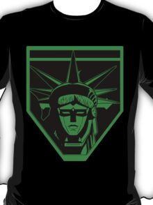 Voltron Liberty (green) T-Shirt