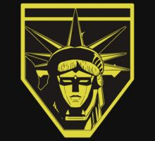 Voltron Liberty (yellow) Baby Tee
