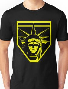 Voltron Liberty (yellow) Unisex T-Shirt