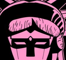 Voltron Liberty (pink) Sticker