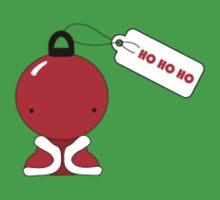 The Santas Ho Ho Ho  One Piece - Short Sleeve