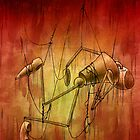 Tangled Misery by SuspendedDreams