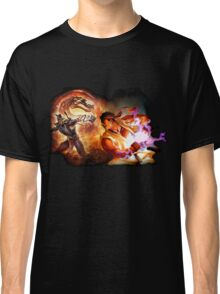 Fighting Games Collide Classic T-Shirt