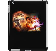 Fighting Games Collide iPad Case/Skin