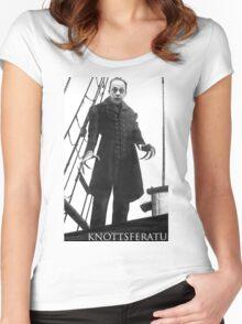 Knottsferatu Women's Fitted Scoop T-Shirt