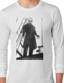 Knottsferatu Long Sleeve T-Shirt