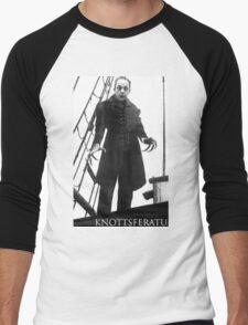 Knottsferatu Men's Baseball ¾ T-Shirt
