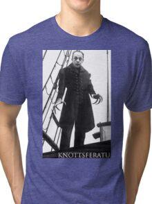 Knottsferatu Tri-blend T-Shirt