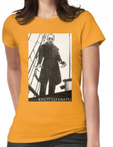 Knottsferatu Womens Fitted T-Shirt