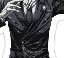 Sebastian Michaelis Black Butler Sticker