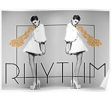 Rhythm Poster