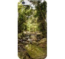 Breathe in the world iPhone Case/Skin
