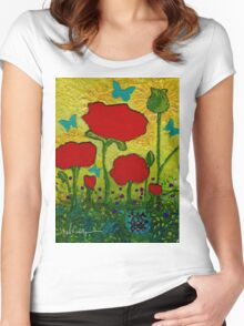Remembering a Good Friend Women's Fitted Scoop T-Shirt