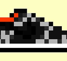 8-bit Kicks (Supreme) by pixelfart