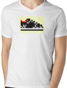 8-bit Kicks (Supreme) Mens V-Neck T-Shirt