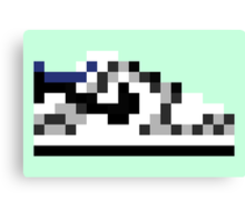 8-bit Kicks (Supreme) Canvas Print
