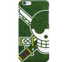 One Piece: Zoro (XXXL) iPhone Case/Skin