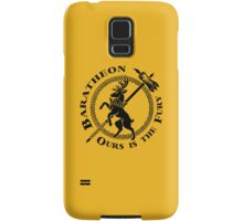Robert: Ours is the Fury Samsung Galaxy Case/Skin