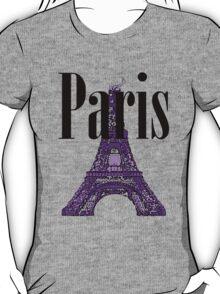 Paris, France - Eiffel Tower T-Shirt