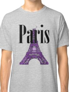 Paris, France - Eiffel Tower Classic T-Shirt