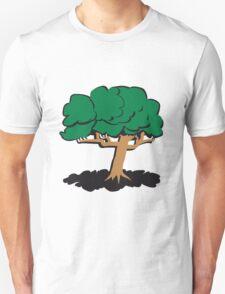 gnarled tree Unisex T-Shirt