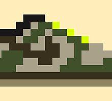 8-bit Kicks (Jedi) by pixelfart