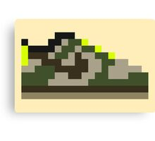 8-bit Kicks (Jedi) Canvas Print