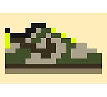 8-bit Kicks (Jedi) Photographic Print