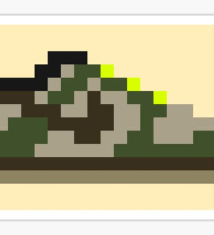 8-bit Kicks (Jedi) Sticker