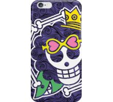 One Piece: Brook (XXXL) iPhone Case/Skin