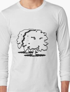 big shady tree group Long Sleeve T-Shirt