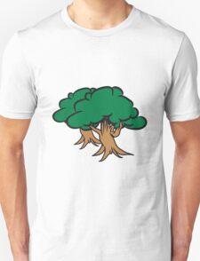 great gnarled tree group Unisex T-Shirt