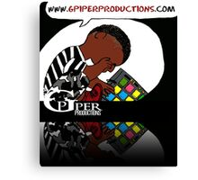 Gpiper Productions Canvas Print