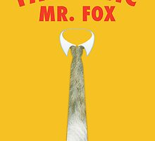 Mr Fox Tail Tie by xtotemx