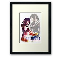 Yuffie Kisaragi - Final Fantasy VII Advent Children Framed Print