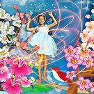 Fairy Magic Makes the Flowers Grow! by Jane Neill-Hancock