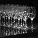 Wine Glasses by Pauline Tims