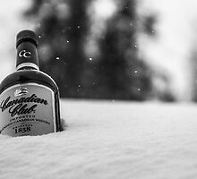 Canadian Club - In the Arctic Circle by David Baird