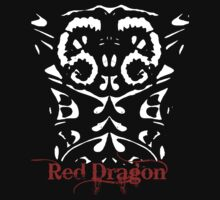 Red Dragon - 2 by FandomizedRose