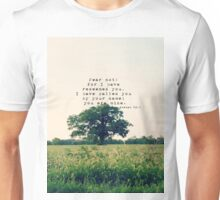 Isaiah Fear Not Unisex T-Shirt