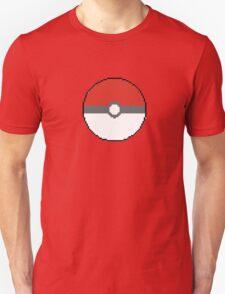 Pokeball - Pixel T-Shirt