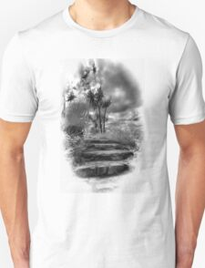 One more step (white) T-Shirt