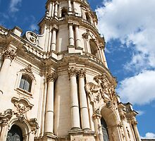 His Majesty the Sicilian Baroque by Andrea Scollo