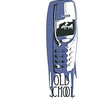 3310 Old School by conirossi