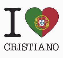 I ♥ CRISTIANO Kids Clothes