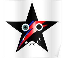 [Anthropomorphic] Ziggy (black)Stardust Poster