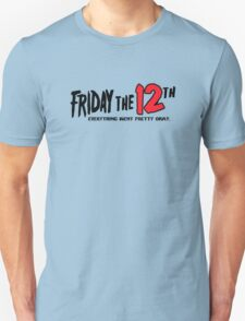 Friday The 12th Unisex T-Shirt