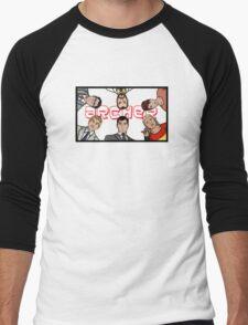 Archer Team Men's Baseball ¾ T-Shirt